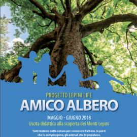 """Presentato ufficialmente il progetto """"Amico Albero"""""""